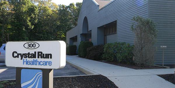 300 Crystal Run Rd Middletown Medical Center